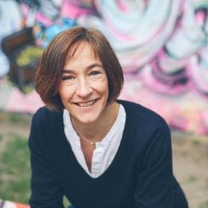 Speaker - Sabine Kaspers